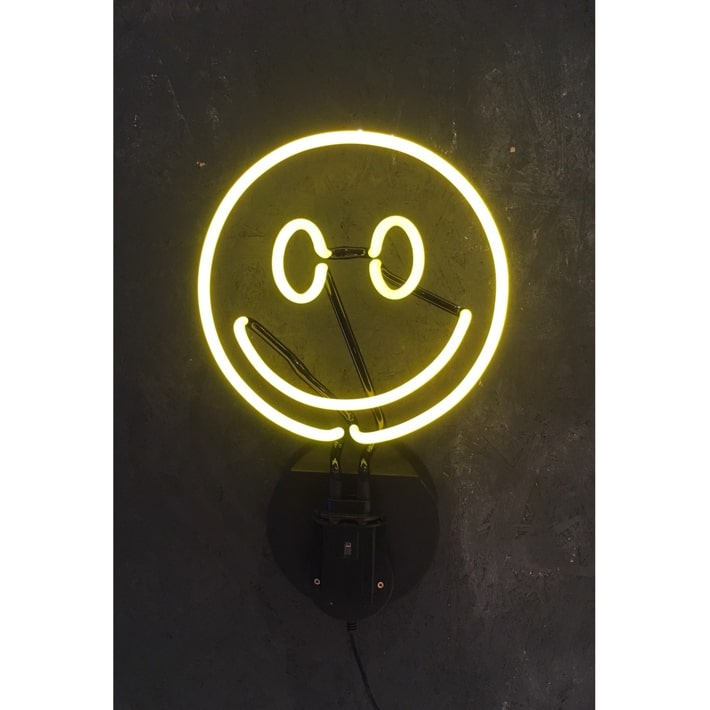 2way NEON SIGN SMILEY