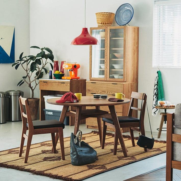 ダイニングテーブルがおしゃれで安い人気の激安な家具屋さん7店