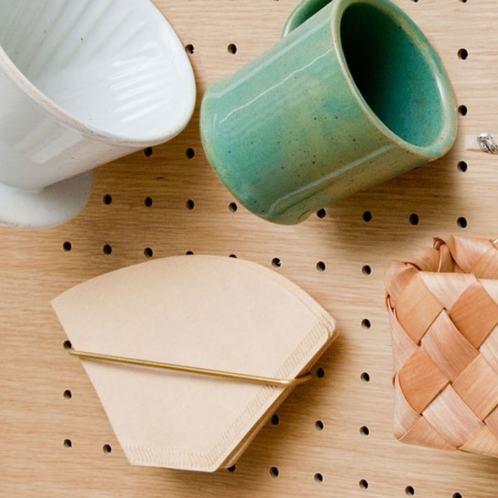 PEG COFFEE FILTER HOLDER 真鍮