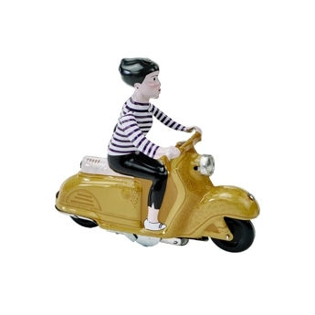 CLASSIC ORNAMENT(クラシック オーナメント) SCOOTER GIRL A032Y