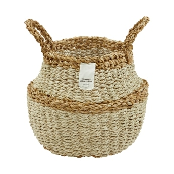 ROPE ROUND BASKET