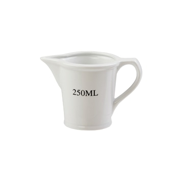 Ceramic measuring jug 250ml