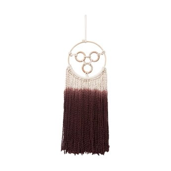 MCARAM WALL HANGING Brown-B