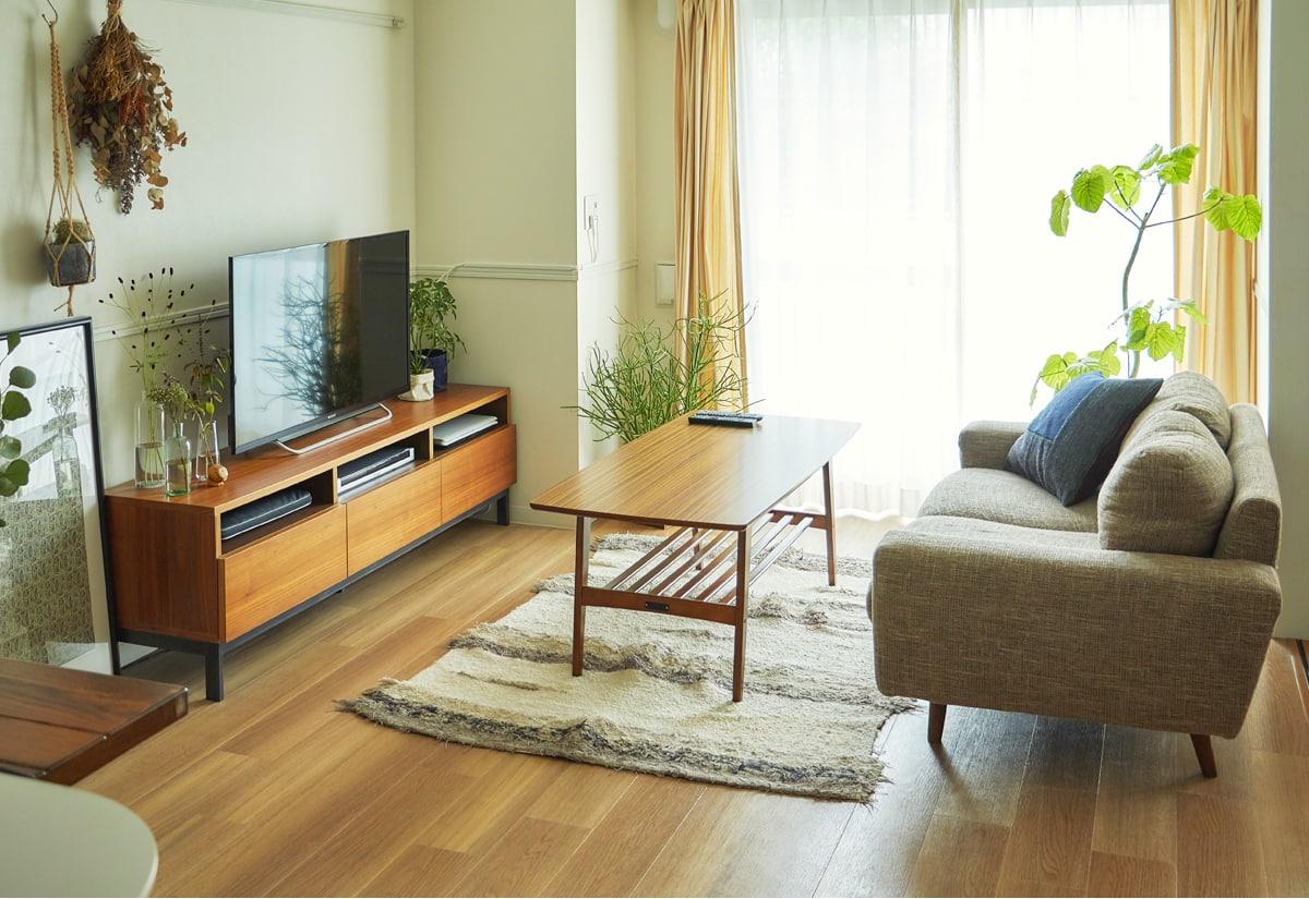 unico テレビ ボード